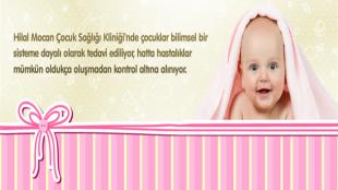 Hilal Mocan Çocuk Sağlığı Kliniği