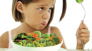 Çocuklarda Yetersiz Ve Dengesiz Beslenme