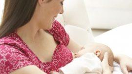 Bebeğimi Emzirirken…