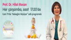 'Bebeğim Büyüyor' programı her Çarşamba Cem TV'de