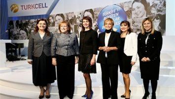 Başarılı Kadın Liderler Biraraya Geldi