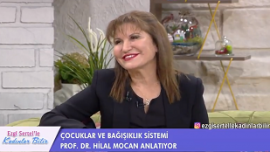 Bebeklerin Bağışıklık Sisteminin Güçlendirilmesi