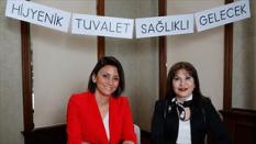 """""""Hijyenik Tuvalet, Sağlıklı Gelecek"""" Projesine Destek"""